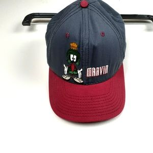 Marvin 90s cap fitted acme warner brothers vintage